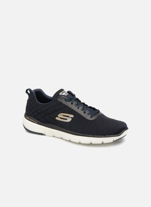 Zapatillas de deporte Skechers Flex Advantage 3.0 Jection Negro vista de detalle / par