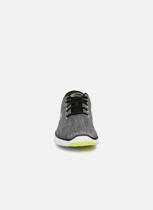 Zapatillas de deporte Skechers Flex Advantage 3.0 Stally Gris vista del modelo