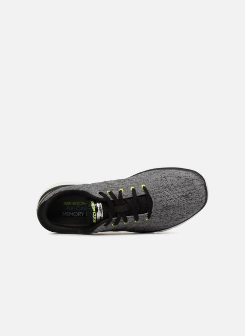 Zapatillas de deporte Skechers Flex Advantage 3.0 Stally Gris vista lateral izquierda