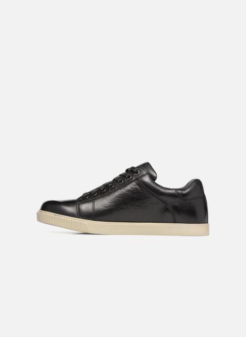 Sneaker Skechers Volden Fandom schwarz ansicht von vorne