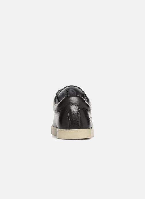 Sneaker Skechers Volden Fandom schwarz ansicht von rechts
