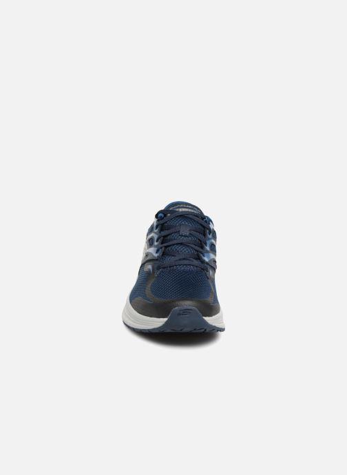 Zapatillas de deporte Skechers Skyline Brightshore Azul vista del modelo
