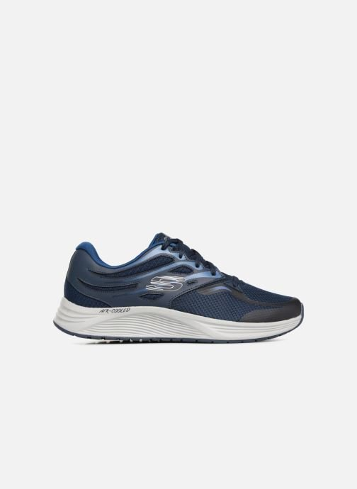 Zapatillas de deporte Skechers Skyline Brightshore Azul vistra trasera