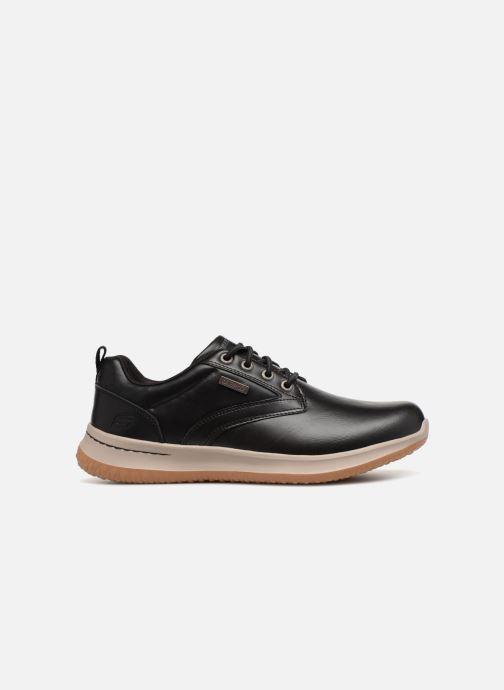 Sneakers Skechers Delson Antigo Sort se bagfra