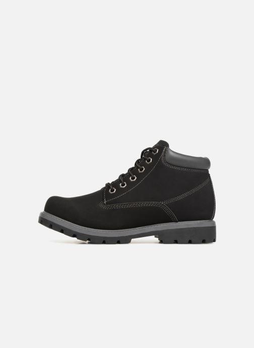 Boots en enkellaarsjes Skechers Toric Amado Zwart voorkant