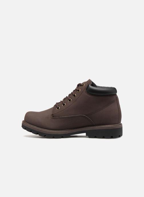 Stiefeletten & Boots Skechers Toric Amado braun ansicht von vorne