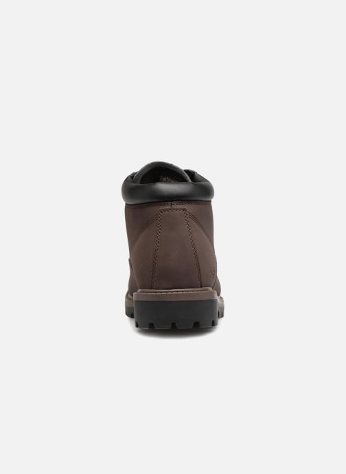 Stiefeletten & Boots Skechers Toric Amado braun ansicht von rechts