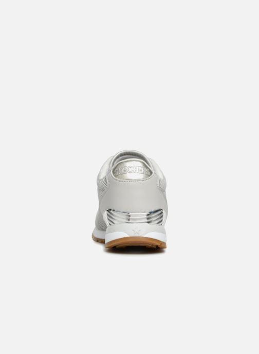 Sneakers Skechers Sunlite Fresh Mesh Grå Bild från höger sidan