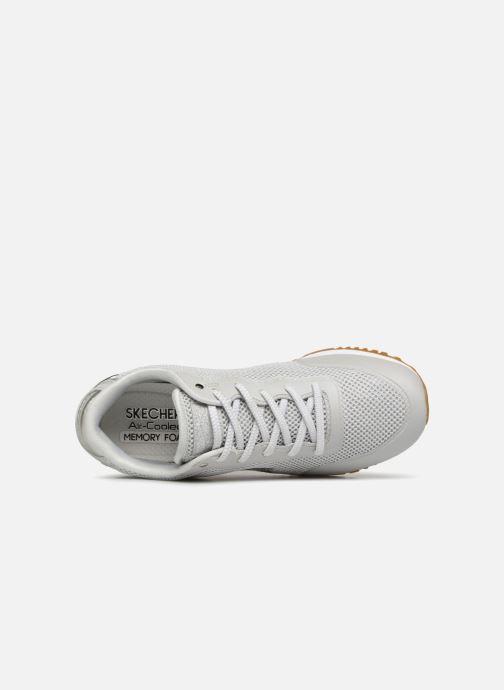 Sneakers Skechers Sunlite Fresh Mesh Grå bild från vänster sidan