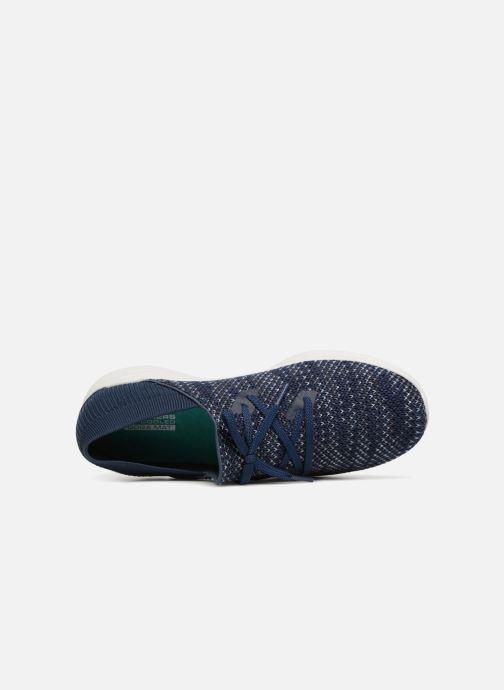 Baskets Skechers You Prominence Bleu vue gauche