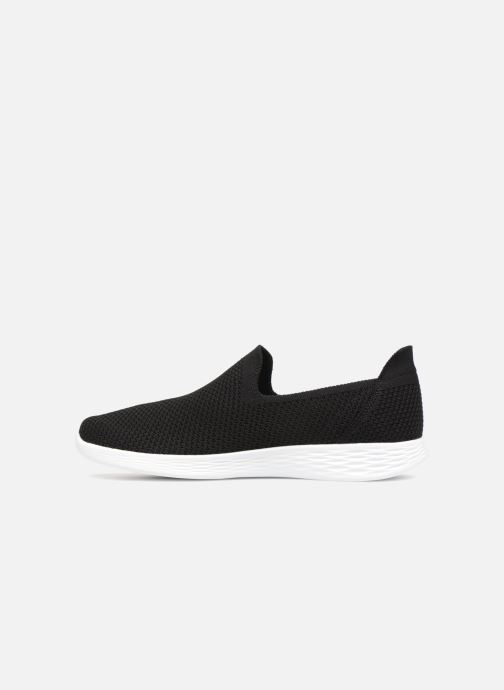 Trainers Skechers You Define Black front view