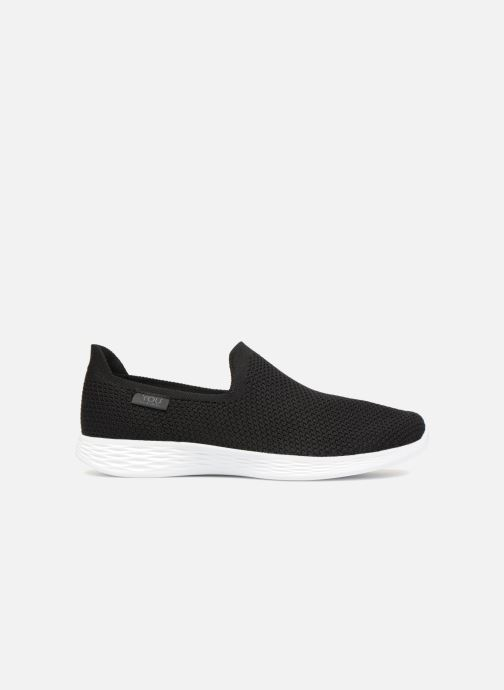 Trainers Skechers You Define Black back view