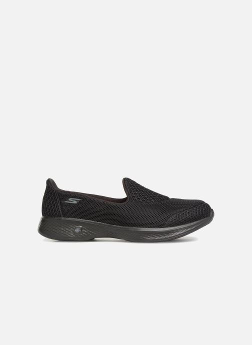 Sneakers Skechers Go Walk 4 Propel Zwart achterkant