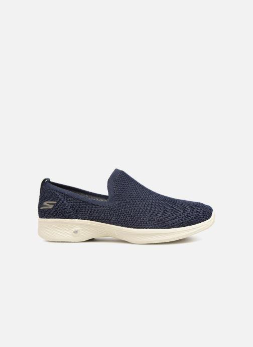 Sneakers Skechers Go Walk 4 Propel Blå bild från baksidan