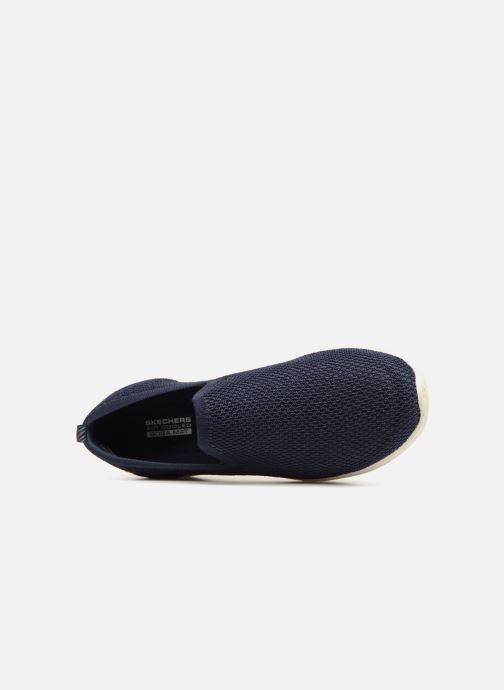 Sneakers Skechers Go Walk 4 Propel Blå bild från vänster sidan