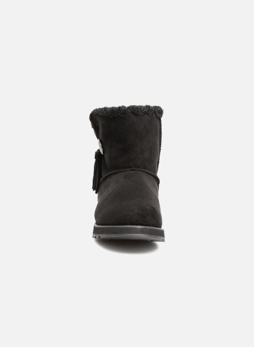 Boots en enkellaarsjes Skechers Keepsakes Tribute Zwart model