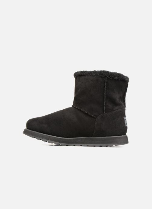 Boots en enkellaarsjes Skechers Keepsakes Tribute Zwart voorkant