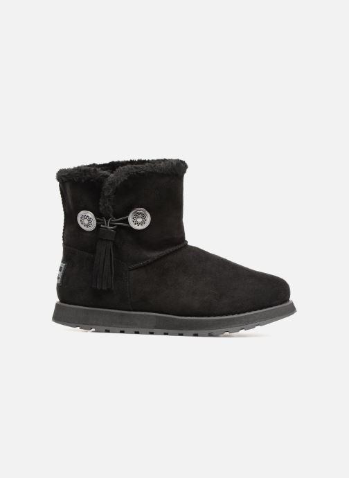 Boots en enkellaarsjes Skechers Keepsakes Tribute Zwart achterkant