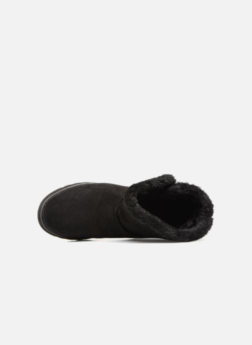 Bottines et boots Skechers Keepsakes Tribute Noir vue gauche