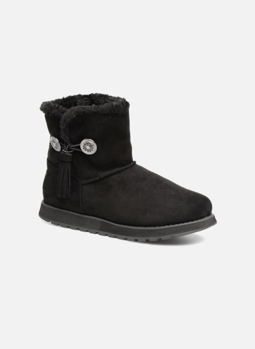 Boots en enkellaarsjes Skechers Keepsakes Tribute Zwart detail