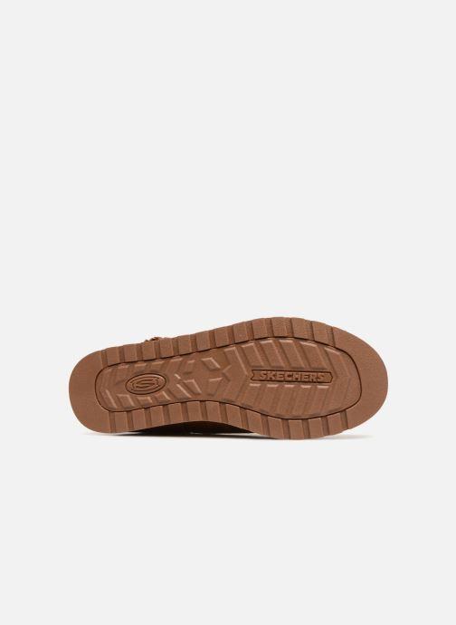Boots en enkellaarsjes Skechers Keepsakes Tribute Bruin boven
