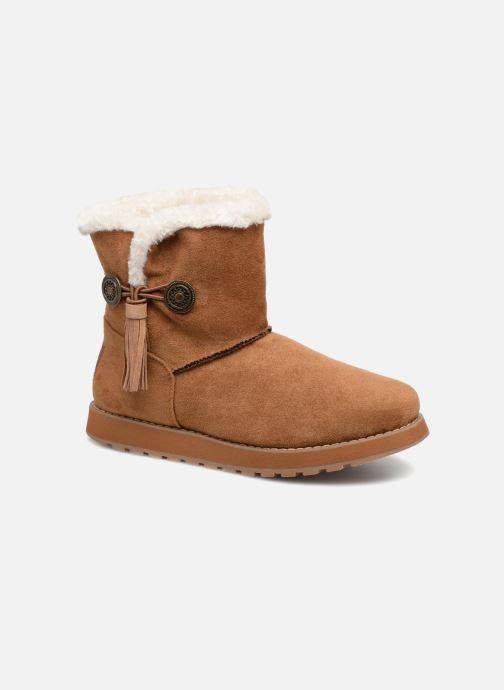 Boots en enkellaarsjes Skechers Keepsakes Tribute Bruin detail