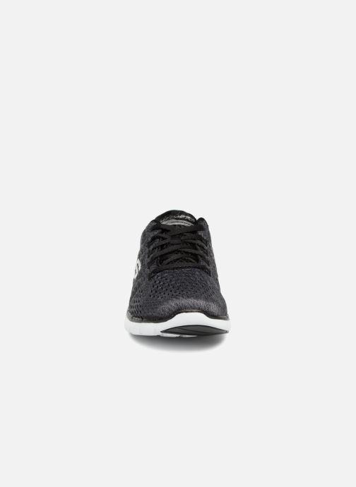 Sportskor Skechers Flex Appeal 3.0 Satellites Blå bild av skorna på