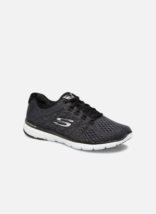 Sport shoes Skechers Flex Appeal 3.0 Satellites Blue detailed view/ Pair view
