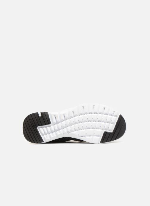 Scarpe sportive Skechers Flex Appeal 3.0 Nero immagine dall'alto