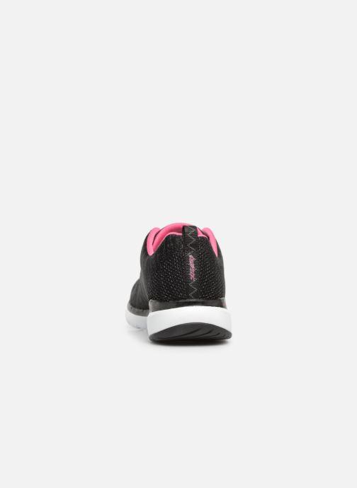 Zapatillas de deporte Skechers Flex Appeal 3.0 Negro vista lateral derecha