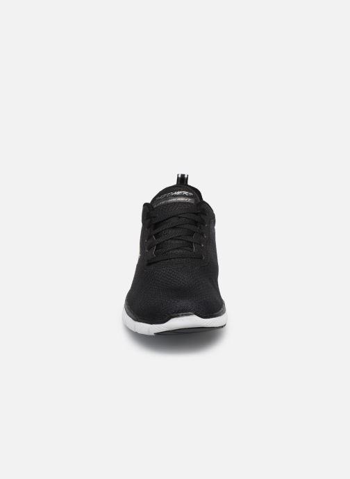 Zapatillas de deporte Skechers Flex Appeal 3.0 Negro vista del modelo