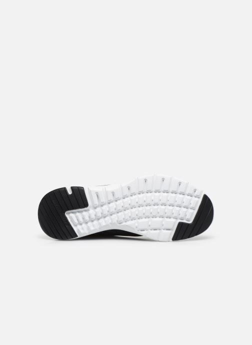 Zapatillas de deporte Skechers Flex Appeal 3.0 Negro vista de arriba