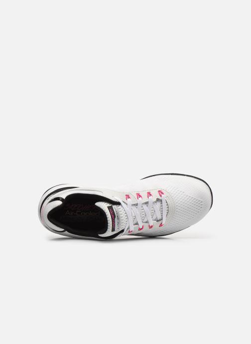 Sportschoenen Skechers Flex Appeal 3.0 Wit links