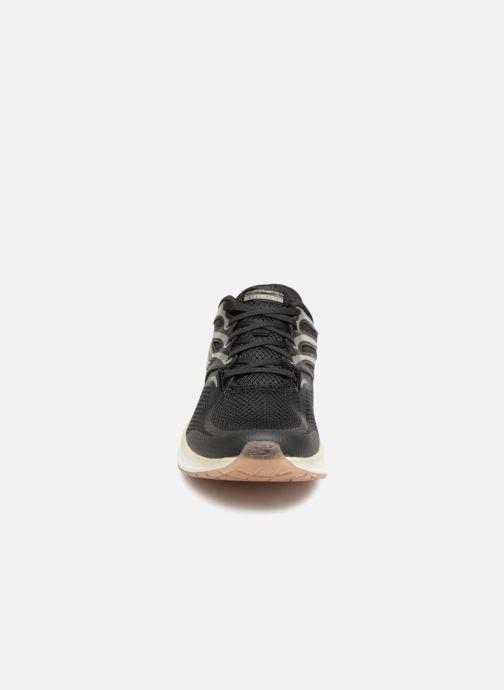Sportschuhe Skechers Skyline schwarz schuhe getragen