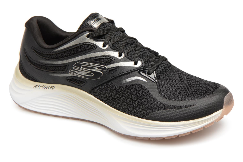 Skechers Skyline (Noir) - Chaussures de sport en Más cómodo Dédouanement saisonnier