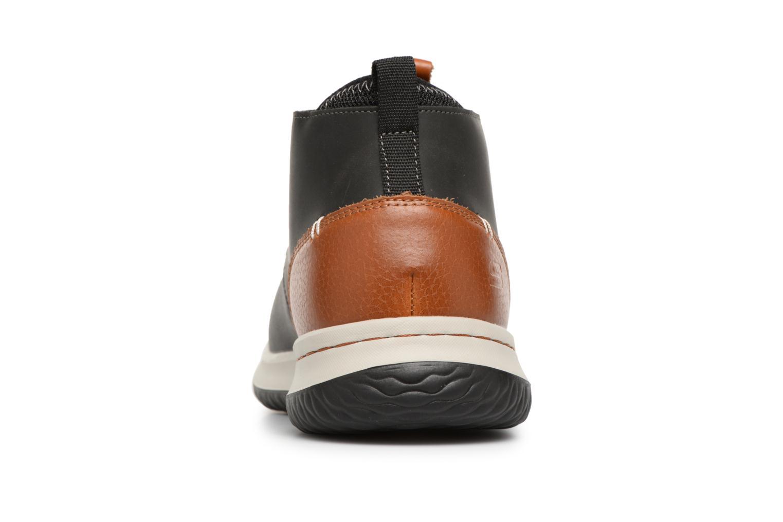 Boots Skechers Delson Clenton Svart Bild från höger sidan