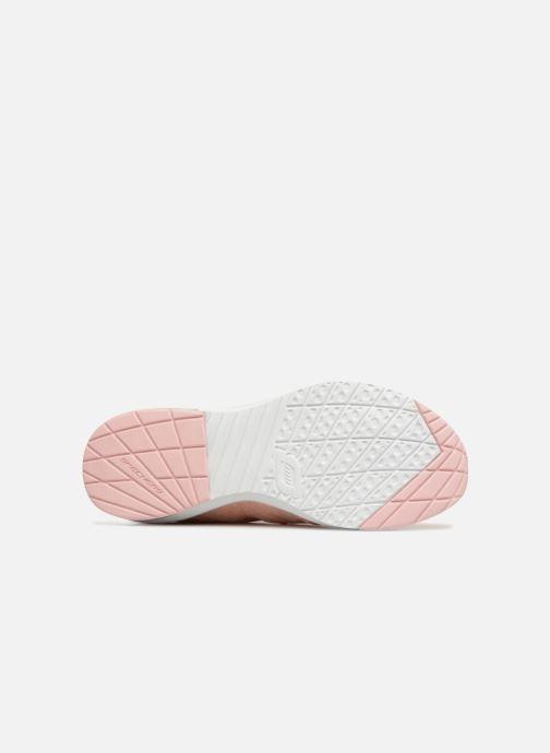Sportschuhe Skechers Skech-Air Infinity All Aglow rosa ansicht von oben