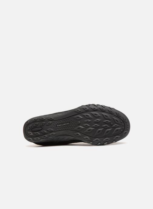 Baskets Skechers Breathe-Easy Simply Sincere Noir vue haut