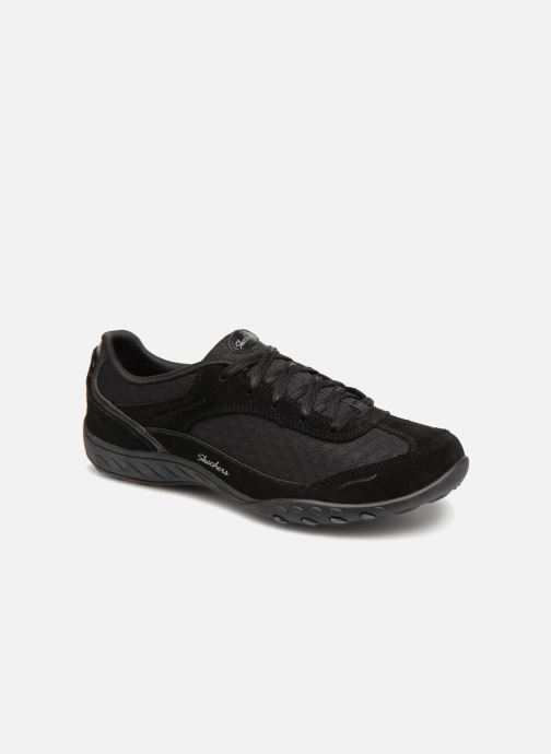 Sarenza Simply Easy Sneakers Skechers Sort Breathe Sincere 1 Hos bf76gy