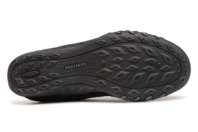 Sneakers Skechers Breathe-Easy Simply Sincere Svart bild från ovan