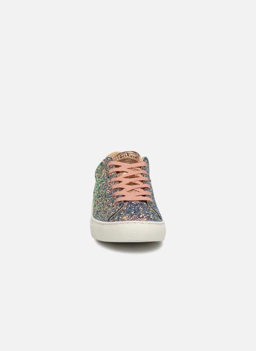 Trainers Skechers Side Street Awesome Sauce Multicolor model view