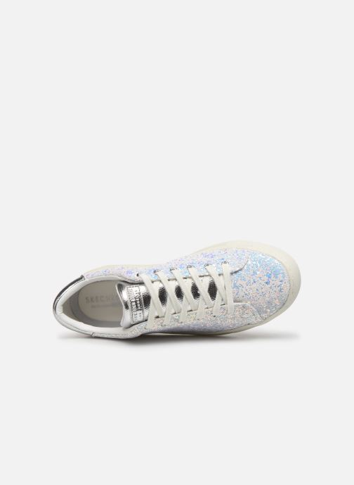 Trainers Skechers Side Street Awesome Sauce White view from the left