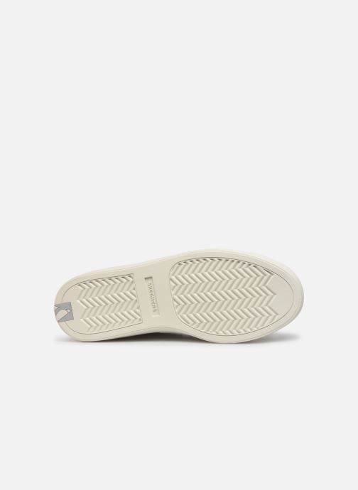 Trainers Skechers Side Street Awesome Sauce White view from above