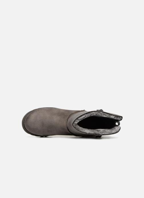 Boots en enkellaarsjes Skechers Keepsakes 2.0 Hearth Grijs links