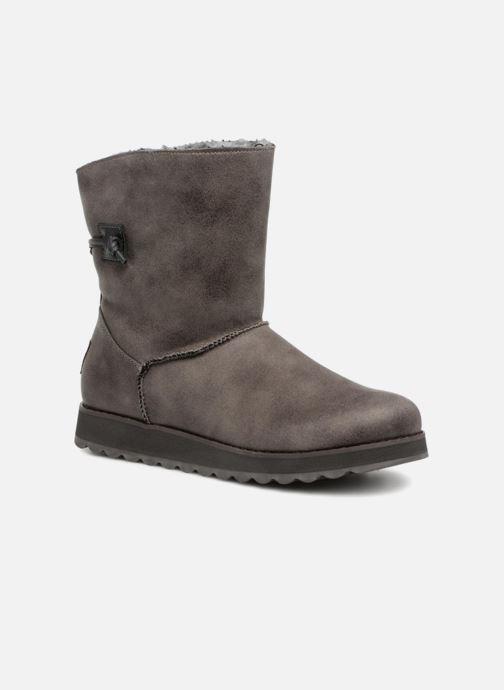 Boots en enkellaarsjes Skechers Keepsakes 2.0 Hearth Grijs detail