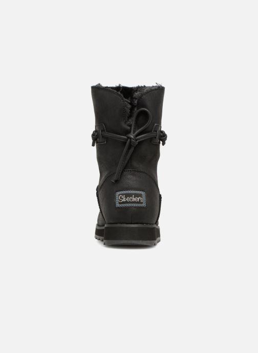 Bottines et boots Skechers Keepsakes 2.0 Hearth Noir vue droite