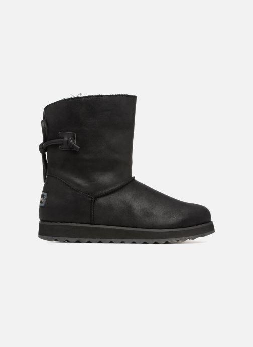 Boots en enkellaarsjes Skechers Keepsakes 2.0 Hearth Zwart achterkant
