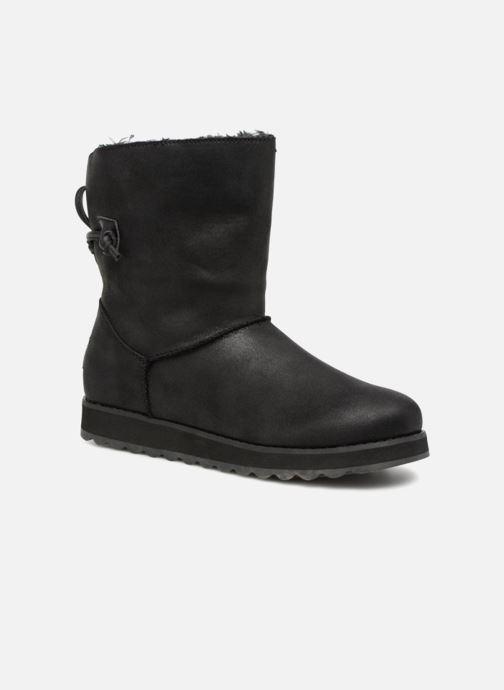 Boots en enkellaarsjes Skechers Keepsakes 2.0 Hearth Zwart detail