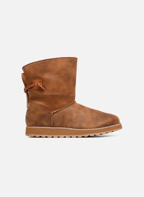 Boots en enkellaarsjes Skechers Keepsakes 2.0 Hearth Bruin achterkant