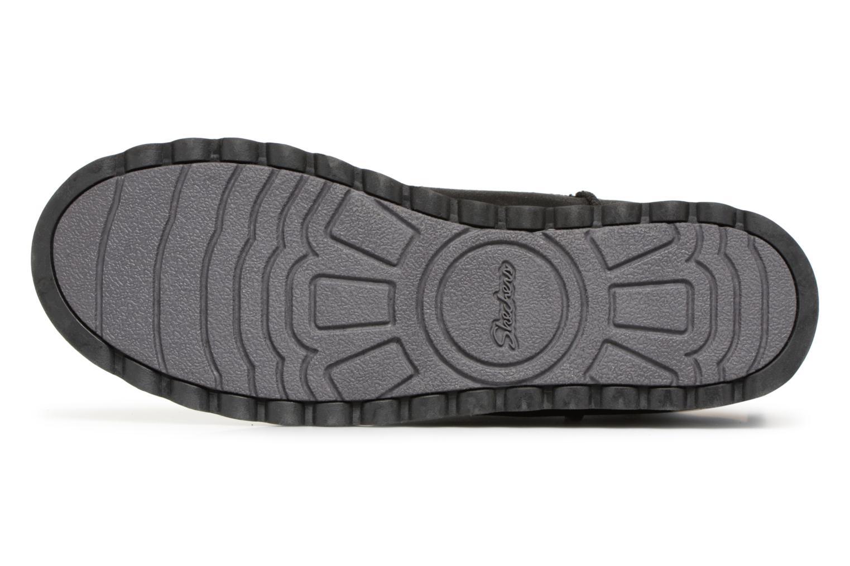 Boots en enkellaarsjes Skechers Keepsakes 2.0 Hearth Zwart boven